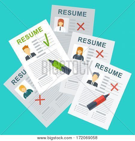 Choosing Best Man Resume