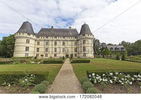 The Chateau De L'islette, France