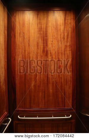 elevator door. elevator.