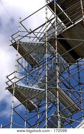 Metal Scaffolding