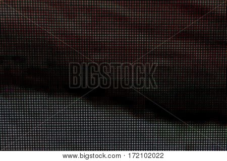 Led Screen Technology Background.