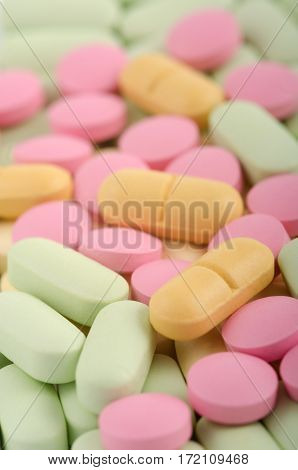 Opioid Pills a powerful anesthetic drug addictive