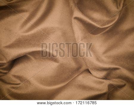 Luxury velvet fabric texture using as background high resolution studio shot