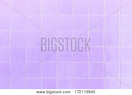 close up background and texture of stretch marks cracked on violet glazed tile