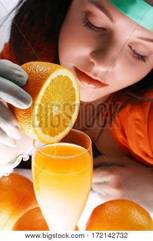 An Orange Juice