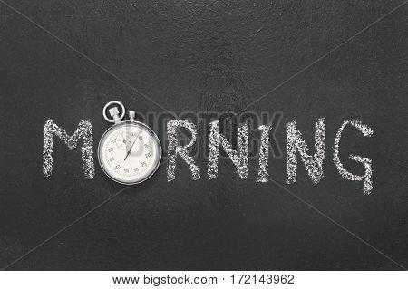 Morning Word Watch