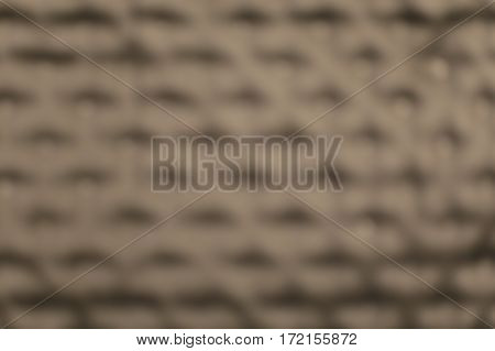 Grey and black blurred buttons tufted texture background