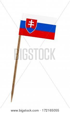Flag Of Slovaka