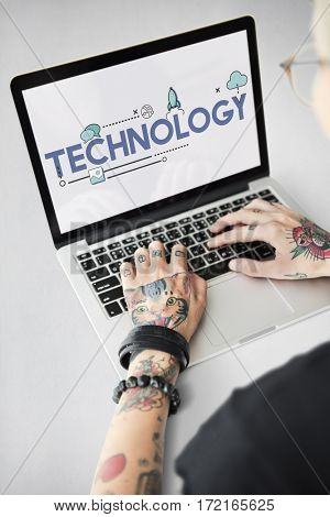 Technology Communication Computer Digital Network
