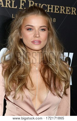 LOS ANGELES - JAN 30:  Tanya Mityushina at the