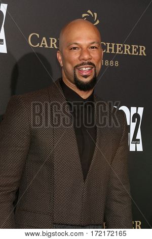 LOS ANGELES - JAN 30:  Common at the