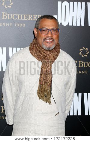 LOS ANGELES - JAN 30:  Laurence Fishburne at the