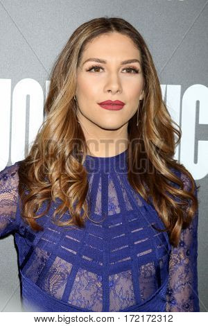 LOS ANGELES - JAN 30:  Allison Holker at the