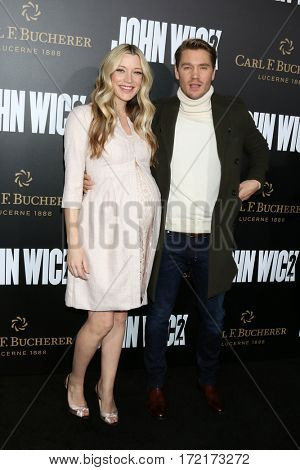 LOS ANGELES - JAN 30:  Chad Michael Murray, Sarah Roemer at the