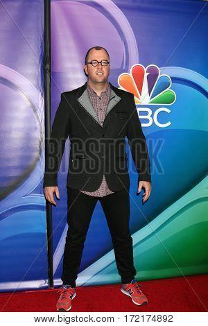 LOS ANGELES - JAN 18:  Chris Sullivan at the NBC/Universal TCA Winter 2017 at Langham Hotel on January 18, 2017 in Pasadena, CA
