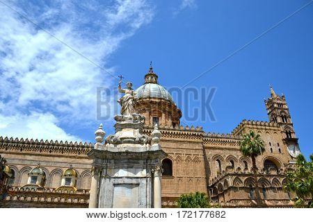 Maestosa Cattedrale di Palermo della Santa Vergine Maria Assunta
