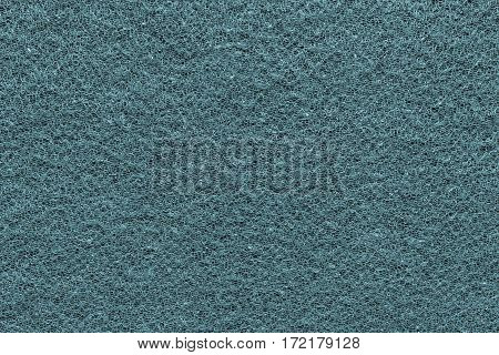 background and abstract texture with spangles of fabric of a grid of blue monotonous color