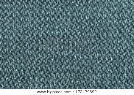 abstract texture and background of textile material or fabric of birzovy color