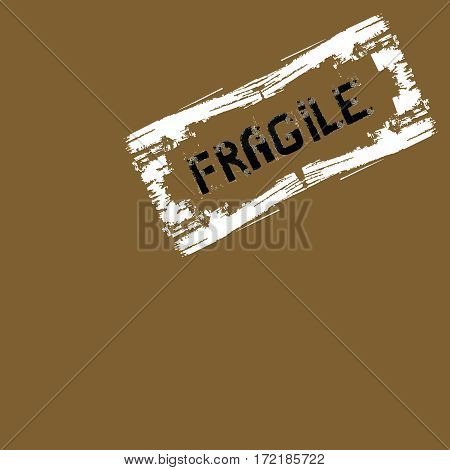 Fragile Stamp Watermark.