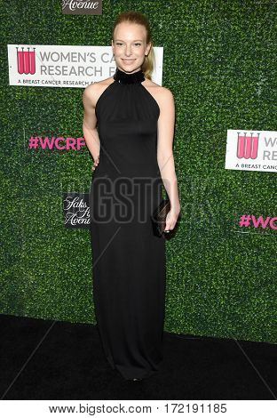 LOS ANGELES - FEB 16:  Danielle Lauder arrives for the An Unforgettable Evening on February 16, 2017 in Beverly Hills, CA