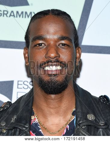 LOS ANGELES - FEB 09:  Luke James arrives for the ESSENCE 8th Annual Black Women In Music on February 9, 2017 in Hollywood, CA