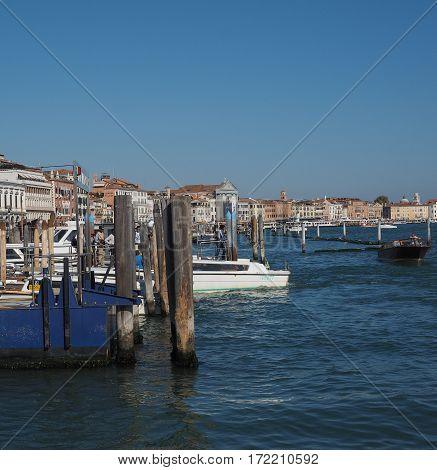 Riva Degli Schiavoni In Venice