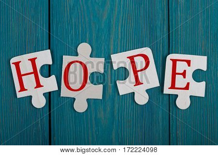 Jigsaw Puzzle Pieces With Text