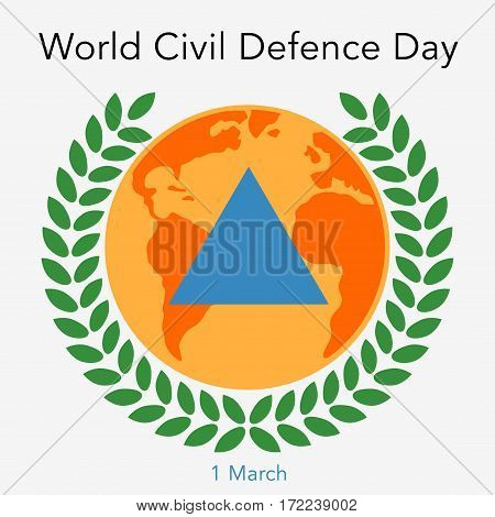 World Civil Defence Day.