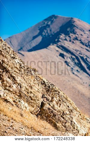 High rocky and sand hills created severe isolated area in Iran