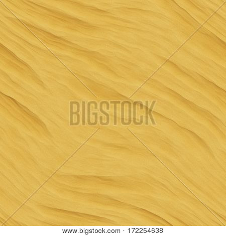 2d illustration of a seamless sand texture