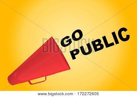 Go Public Concept