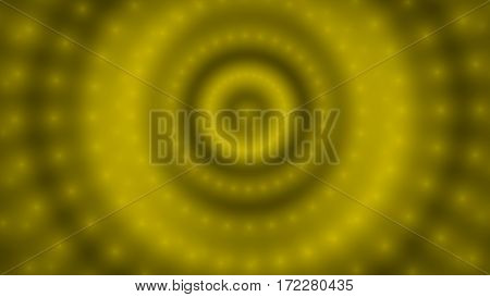 Glitter vintage lights background. Neon shine disco particles. Spiral twist. 3D rendering