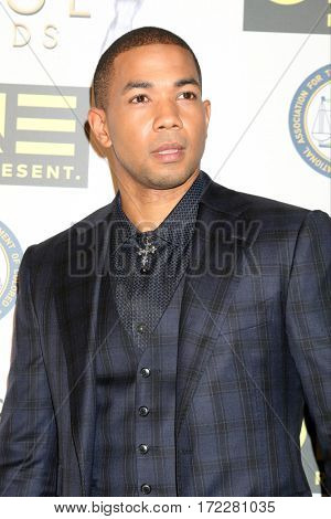 LOS ANGELES - FEB 10:  Alano Miller at the Non-Televised 48th NAACP Image Awards at Pasadena Conference Center on February 10, 2017 in Pasadena, CA