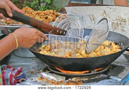 Spicy Fish Cakes