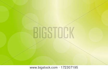 Green light abstract background vector collection stock