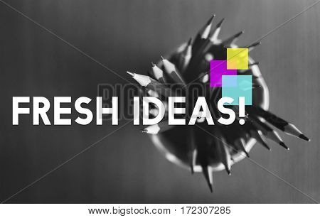 Fresh Ideas Vision Mindset Wisdom Thinking