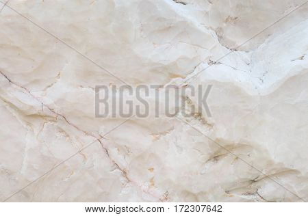 Closeup surface abstract marble pattern at the marble stone for decorate in the garden texture background