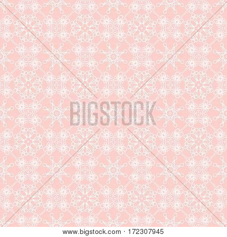 Vintage seamless background with plenty of exclusive ornament