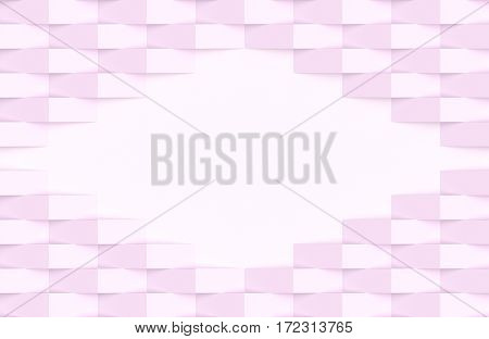 Illustration of background with empty space for text. 3d render