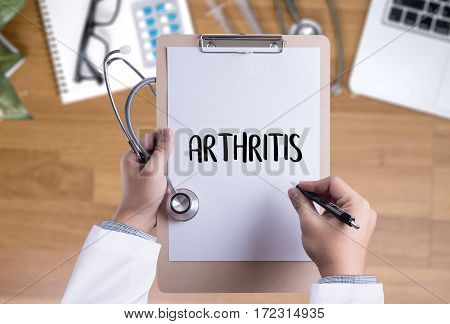 Arthritis Medical Examination Medicine, Health And Hospital