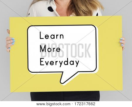 Learn More Everyday Ideas Improvement Insight Wisdom