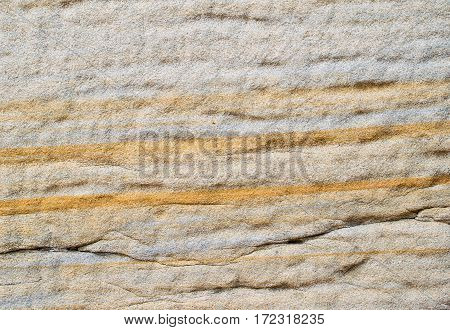 The wonderful texture of sandstone for background.