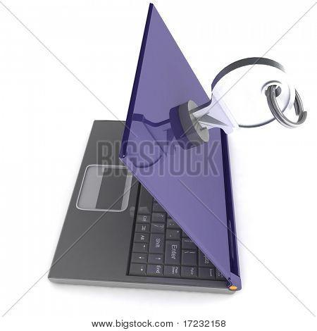 Notebook Lockable