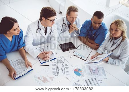 Medical Doctors At The Conference