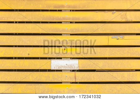 yellow rustic wood wall texture background yellow pallet wood board