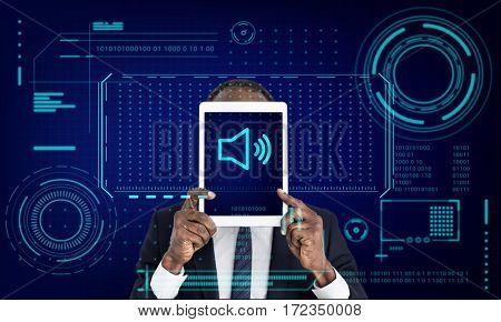 Speaker Volume Sound Media Audio Music Graphic