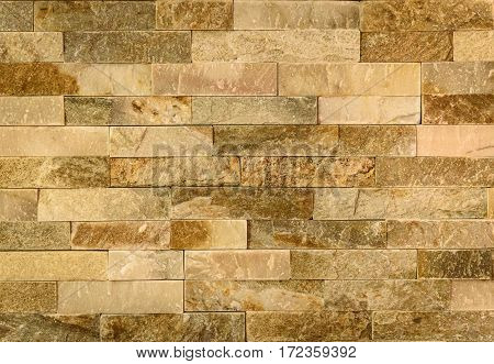 Modern Pattern Of Decorative Natural Stone Wall Surface Texture Pattern.