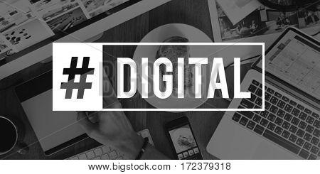 Multimedia Share Blog Digital