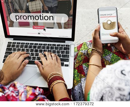 Sales Promotion Fashion Shopping Discount