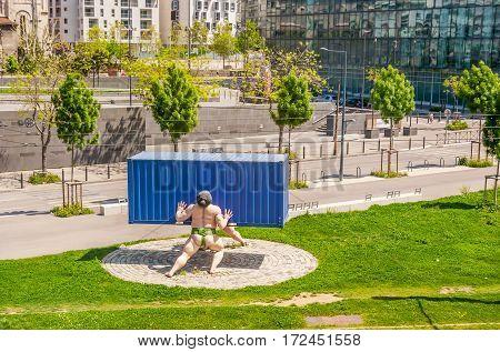 The Modern Marseille